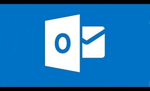 Microsoft oulook imza ekleme
